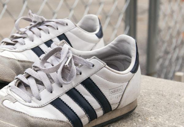 Used Adidas Sneakers